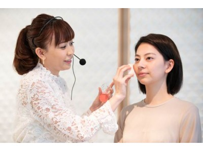 目元プロデューサー垣内綾子さんが好感度アップの目元づくりを伝授 貝印ビューティーツール 春の新製品体験セミナー開催