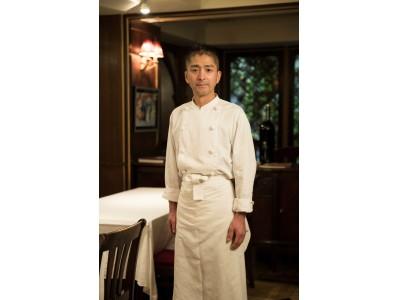 人気料理人が2~3週間おきにメニューを考案!貝印が運営するレストランKITCHEN STAGEでヴォーロ・コズィ 西口シェフが「旬を味わう本格イタリアン」を提供
