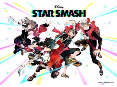 新作スマートフォン向けゲーム『スタースマッシュ』2020年11月16日(月)配信決定!