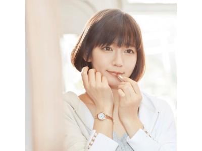 大丸札幌店で、腕時計「エンジェルハート」の期間限定ポップアップショップを初出店!