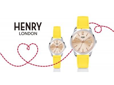 腕時計のセレクトショップ『TiCTAC(チックタック)福岡パルコ店』で、英国の腕時計ブランド『ヘンリーロンドン』の刻印サービスキャンペーンを期間限定で開催!