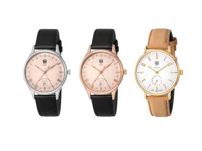 ドイツの腕時計ブランド『ドゥッファ(DUFA)』の人気シリーズから、腕時計のセレクトショップ『TiCTAC』でしか買えない限定アイテムを発売!
