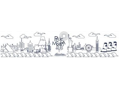 メイド・イン・ジャパン のバッグブランド「ペッレ モルビダ」、機能性と利便性を有する新コレクションの展示イベントを期間限定で二子玉川 蔦屋家電にて開催!