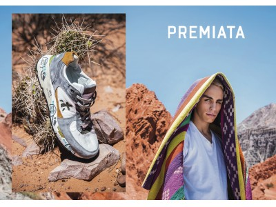 PREMIATA 2019SS POP UP SHOP開催