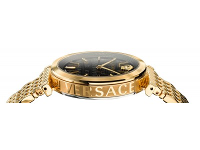 """ヴェルサーチェ ウォッチから、ケースが""""ツイスト""""する斬新な新作腕時計を4月1日(月)に発売!!"""