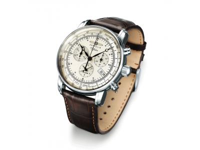 腕時計ブランド『ツェッペリン』の新作発売フェアを2都市で開催。