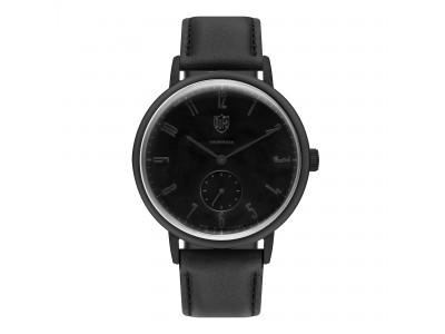 """ドイツの腕時計ブランド『ドゥッファ(DUFA)』の人気シリーズ「グロピウス」から、『TiCTAC』系列限定の""""オールブラック""""モデルを発売!"""