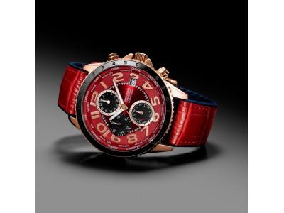 """腕時計ブランド「エンジェルクローバー」から世界24都市の時刻を表示する""""ワールドタイマー""""のソーラー腕時計が新発売!"""