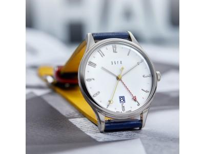 ドイツの腕時計「ドゥッファ(DUFA)」から、クリエイターは必須のドイツデザイン文化、バウハウスの『100周年記念エディション 第3弾』が新発売!