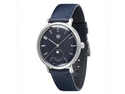 ドイツの腕時計「ドゥッファ(DUFA)」から、人気急上昇中のモンドフェイズ機能を搭載した新作、『グロピウス モンドフェイズ』が新発売!