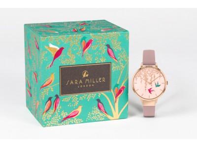 【大好評につき公式オンラインストアで販売スタート】英国のライフスタイルブランド「サラミラーロンドン」の腕時計を、公式オンラインストアで販売開始、オンライン限定モデルも数量限定先行発売!
