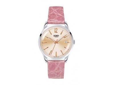 【春めくピンクの新作を数量限定で先行発売!】英国のライフスタイルブランド「サラミラーロンドン」の腕時計の新作を大阪タカシマヤにて先行発売し、英国の腕時計ブランド「ヘンリーロンドン」の限定モデルも発売