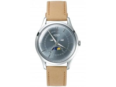 英国の腕時計ブランド「ヘンリーロンドン」が、人気沸騰中の新作BAYWATERから腕時計のセレクトショップ TiCTAC限定モデルを発売します