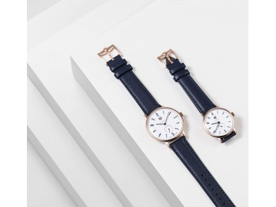 レディースウォッチのトレンドはちょっと小さめ!ドイツの腕時計ブランド『ドゥッファ(DUFA) 』の「32mm」サイズの 売上が1.6倍に!