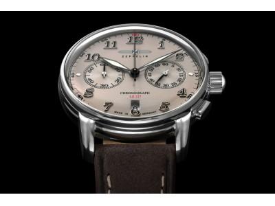 伝説の飛行船『LZ127グラーフ・ツェッペリン号』をモチーフにしたドイツ製時計、12月10日(日)に発売!