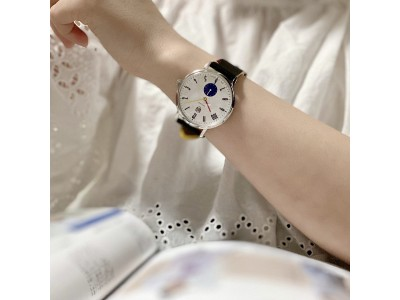 """ドイツの腕時計ブランド『ドゥッファ(DUFA) 』のおうち時間にぴったりの""""グロピウス""""を5月25日(月)に再入荷!"""