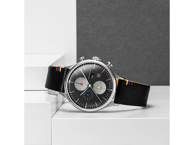 ドイツの腕時計ブランド『ドゥッファ(DUFA) 』から、バウハウスのモチーフを体現した新シリーズのTiCTACリミテッドエディションが9月19日(土)に発売。