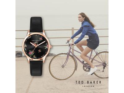 TED BAKER (テッドベーカー) のロンドンの街フィッツロヴィアをイメージした『FITZROVIA BLOOM(フィッツロヴィア ブルーム)』等の春夏新作時計が4月23日(金)に発売!