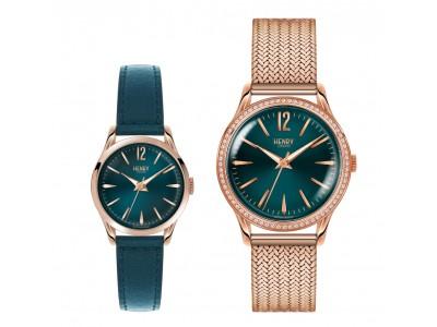 岩田屋本店で、英国の腕時計ブランド『ヘンリーロンドン』が期間限定ポップアップショップを展開。