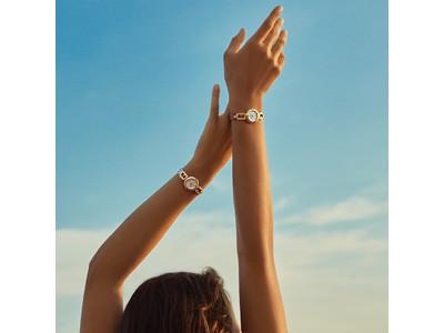 『FURLA (フルラ) 』の透け感のあるオープンアーチロゴをデザインした春夏新作時計『FURLA ARCO CHAIN (フルラ アルコ チェーン)』が5月21日(金)に発売!