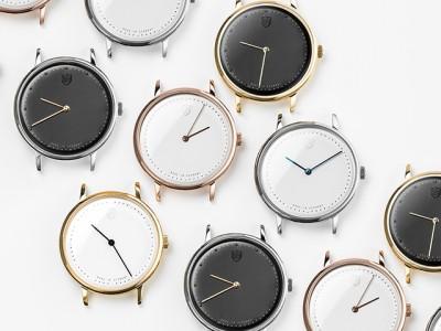 ロゴさえも主張を抑えた、圧巻のシンプル思考!ドイツの腕時計ブランド「ドゥッファ(DUFA)」がバウハウスらしい究極のミニマル2針時計を発売!