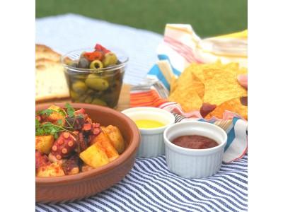 春のピクニックやホームパーティーに!世界のグルメが手軽に楽しめる新商品が登場