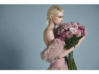 「プリマカーラ」×NYブランド「ベッカー」 限定ドレス 初のカラードレスが2月下旬リリース!