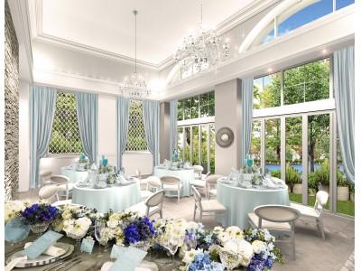 エスクリ1号店の直営結婚式場『ア・ラ・モードパレ&ザ・リゾート』に新会場オープン