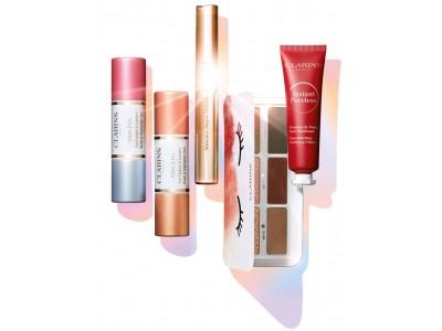クラランス 2019 Spring Make-Up Collection全3種4品、うるおい溢れる保湿ライン「イドラ エッセンシャル」からパーツケア2製品が2019年1月18日(金)新発売