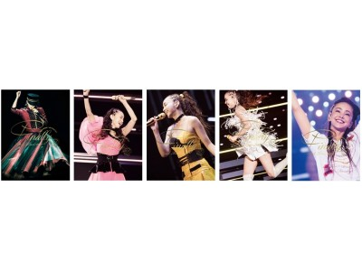 東京渋谷と大阪阿倍野の2会場で安室奈美恵のポップ・アップ・ストア開催「namie amuro × docomo × SHIBUYA109 × TOWER RECORDS POP UP STORE」
