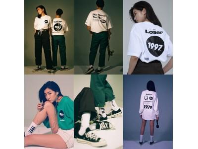 タワレコのアパレルブランド「WEARTHEMUSIC」とインスタグラマーKEI氏のブランド「Youth Loser」がコラボ!7/20、7/21にポップアップショップを表参道で限定オープン!