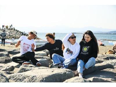 """タワレコのアパレルブランド「WEARTHEMUSIC」新商品、海とサーフィンを愛する茅ヶ崎出身の""""Ryu Ambe(りゅうあんべ)""""とコラボレート!"""
