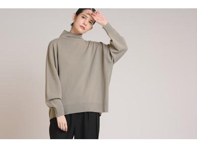 「大人の女性の日常着」を提案する『Pao de lo(パオデロ)』から、毎年大好評の冬の定番ニット【CHESSシリーズ】が登場!