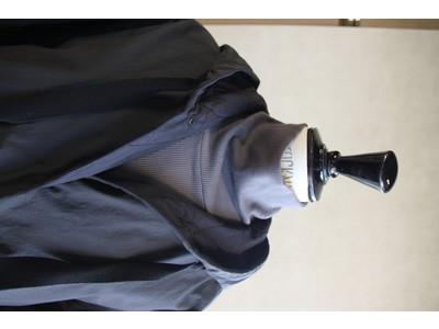 「大人の女性の日常着」を提案する『Pao de lo(パオデロ)』から「大地にかえる」天然素材の中綿コートが登場!