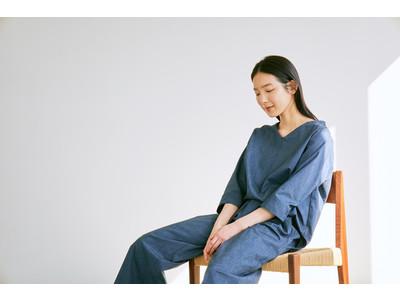 『オフィスカジュアル、何を着ていく?』大人のきれい目シンプルスタイルを提案するラ・エフから、ナチュラル派のオフィスカジュアル服が登場!