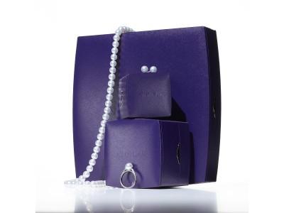 真珠本来の自然な美しさを追求したパールジュエリー「白澄花」発表