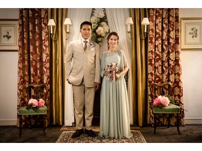 【神戸北野ホテル】家族だけの結婚式&フォトプランをスタート