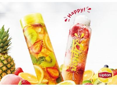 夏にぴったり!紅茶のひんやりスイーツ「パフェ氷」が新登場!「Lipton TEA STAND Fruits in Tea」が7月10日(金)より代官山と大阪、7月22日(水)より吉祥寺に限定オープン