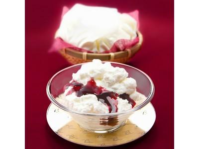 大人の贅沢チーズケーキ。銀のぶどう『かご盛り 白らら』から、秋冬限定で巨峰ソース仕立てが登場。