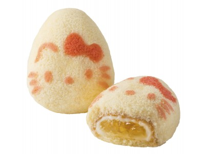 「東京ばな奈」と「HELLO KITTY」がコラボした空港限定アップルケーキが、大丸東京店に期間限定で登場!