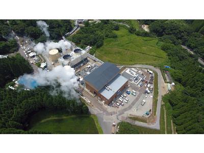 大岳地熱発電所向け発電設備更新工事が完了