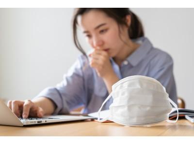 マスク使用中の女性の肌悩み、かゆみ・べたつき・チクチクの順
