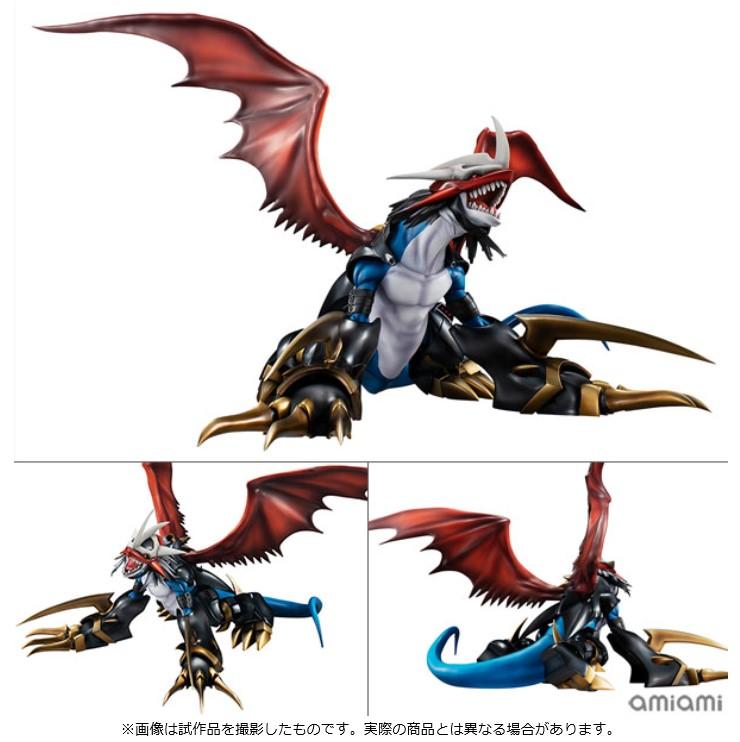 Precious G.E.M.シリーズ『デジモンアドベンチャー02 インペリアルドラモン:ドラゴンモード 完成品フィギュア』が、あみあみ含む一部流通限定でご案内中!!