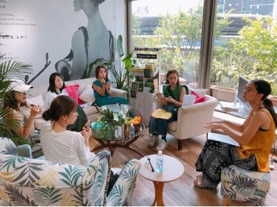 Everyday Green! 8月31日は野菜の日!ハリウッド化粧品で国産オーガニック青汁イベントを開催