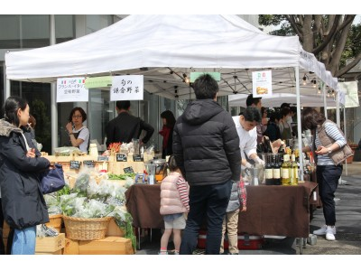 7月2日代官山ヒルサイドマーケット食・雑貨の市 にハリウッド化粧品出店