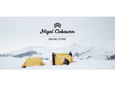 Nigel Cabourn 公式オンラインストアオープン