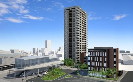 『JR春日井駅南東地区 第一種市街地再開発事業』市街地再開発組合設立認可のお知らせ
