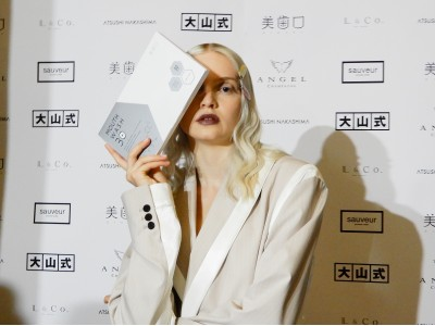 株式会社シャリオンが展開する「美歯口シリーズ」が、2020年春夏ミラノ・コレクションに2年連続進出!