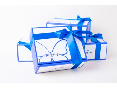 バタフライピー専門ブランドmolfon「キレイになるギフトセット」の販売開始に伴い「なんでもない日のプレゼント」キャンペーンを開催