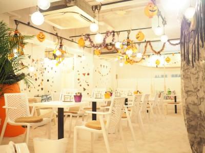 """話題沸騰のフォトジェニックな""""砂浜カフェ""""ALEE BEACHの2号店が、渋谷 宇田川町にグランドオープン!"""